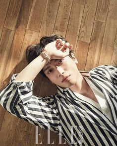 "Yonghwa for elle korea . Yonghwa talks about the recent Asia tour and shows professionalism as he said, ""Honestly, it is not easy to take care of myself before performances. I do want to go out at night, and drink away, but there is no guarantee that the audience is going to be able to see us again in another performance. It could be their first and last concert."" #cnblue #jungyonghwa #yonghwa  Tag your friends ⬇"