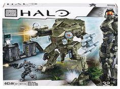 Jeu de Construction - Mega Bloks - Halo - UNSC Mantis