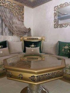 287 meilleures images du tableau Salons marocains | Salon ...