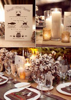 white cotton in vases