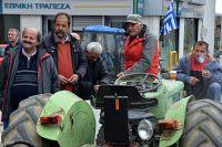 agrotikanew : Διαμαρτυρία αγροτών για την «φοροληστεία» σε βάρος...