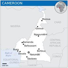 Cameroon - Republic of Cameroon (English) République du Cameroun (French)
