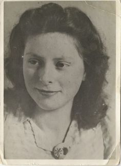"""Hannie Schaft, born Jannetje Johanna Schaft in 1920, she had to drop out of her university studies because she refused to sign an oath of loyalty to the Nazis. She joined a resistance organization & was known as """"the girl with the red hair. Executed April 17, 3 weeks before the end of the war. The first soldier who shot wounded her in the head, & is said to have shouted that she could shoot better than that. Then a shot from a second soldier killed her"""