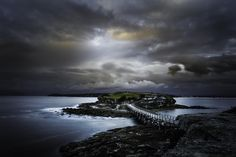 Bare Island Blues | Flickr - Photo Sharing!