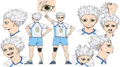 's unique manga may be making a beeline for its terrific finale with an amazing new course for the arrangement's last circular segment, however Drawing Reference Poses, Art Reference, Haikyuu Characters, Anime Characters, Character Sheet, Character Design, Hinata, Haikyuu Season 4, Baby Crows