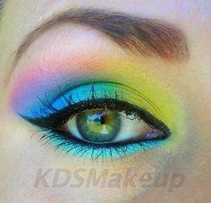 A Tropical Eyeland https://www.makeupbee.com/look_A-Tropical-Eyeland_36176