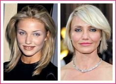 Cameron Diaz Obsessed with Plastic Surgery - Celebs Who Have Had . Types Of Plastic Surgery, Celebrity Plastic Surgery, Cameron Diaz, Celebrities Before And After, Tv Actors, Confessions, Beauty Skin, Beauty Hacks, Hollywood
