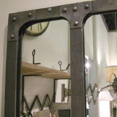 1000 ideas about miroir rectangulaire on pinterest for Miroir atelier chehoma