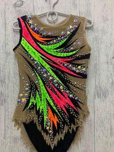 Rhythmic Gymnastics Leotards, Dance Leotards, Aerobics, Dance Costumes, Clothes, Fashion, Roller Blading, Gymnastics Outfits, Thick Tights