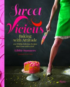 Having friends as talented as Libbie Summers makes you look good. :) Ck our her new Sweet & VIcious cookbook!