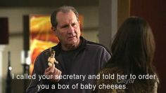 """Baby cheeses!!  This makes me laugh because when Abby was little she called Chuck E. Cheese, """"Jackie Jesus."""""""