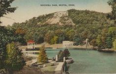 Old-Postcard-Rockwell-Park-Bristol-CT