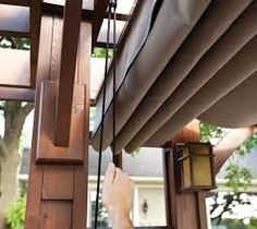 Image Result For Retractable Roof Pergola Diy Building A Plans