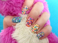 Pretty Girl Science: Dippin' Dots Inspired