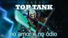 EKKO TOP TANK - No Amor e no Ódio.
