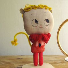 il fullxfull.74307152 Eva Monleóns Unique Handmade Characters.