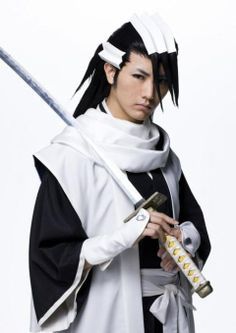 BLEACH Cosplay Byakuya Kuchiki