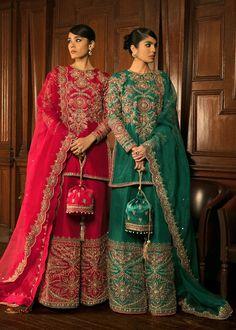 Pakistani Fashion Party Wear, Pakistani Wedding Outfits, Pakistani Dress Design, Pakistani Dresses, Dress Indian Style, Indian Fashion Dresses, Indian Designer Outfits, Indian Outfits, Stylish Dresses For Girls
