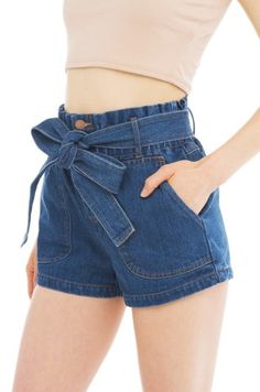 Shop the cutest jean shorts from AKIRA on Keep!