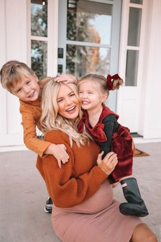 New Baby Bump Photography Barefoot Blonde Ideas Cute Family, Family Goals, Family Kids, Fall Family, Grandma And Grandpa, Grandma Gifts, Mom And Dad, Fashion Kids, Cute Kids