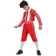 Un disfraz muy español, el disfraz de torero.
