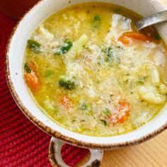 Supa de pui cu cous-cous - Ama Nicolae Couscous, Cheeseburger Chowder, Soup, Favorite Recipes, Soups