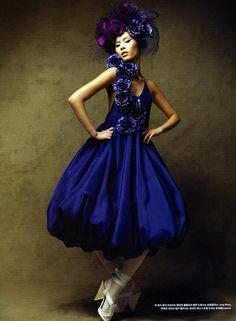 Go Eun Ae for Vogue Korea #SephoraColorWash