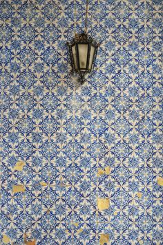 One day - I'd like to import Portuguese tiles and use them for a back-splash. Handmade tiles can be colour coordinated and customized re. shape, texture, pattern, etc. by ceramic design studios