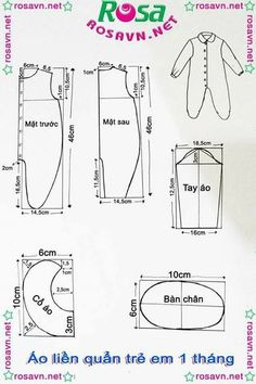 Baby Dress Design, Baby Girl Dress Patterns, Baby Clothes Patterns, Sewing Patterns For Kids, Sewing Baby Clothes, Baby Sewing, Baby Boy Outfits, Kids Outfits, Diy Couture