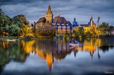 Castillo de Vijdahunyad (Budapest, Hungria) | Flickr: Intercambio de fotos