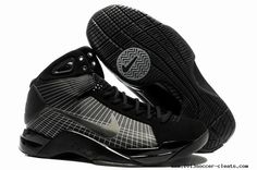 Nike Kobe Hyperdunk TB Black DimGray Black Mens Basketball shoe 324820 020 Shoes For Wholesale