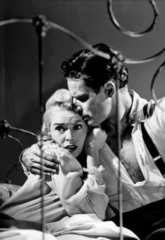 Janet Leigh & Charlton Heston in Touch of Evil