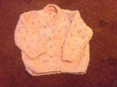 Little girl cardigan