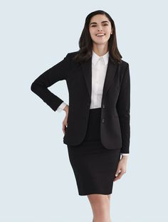Business Casual Outfits For Women, Business Dresses, Business Attire, Work Attire Women, Suits For Women, Clothes For Women, Outfit Work, Work Outfits, Outfit Ideas