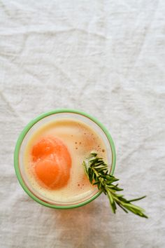 Blood Orange Sorbet Gin Float // served in a CITRUS loliware edible cup Cocktails, Party Drinks, Cocktail Drinks, Fun Drinks, Cocktail Recipes, Cold Drinks, Alcoholic Drinks, Beverages, Dinner Recipes