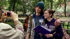 Moose & Camille (Step Up 3)