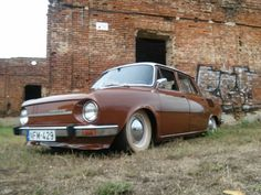 Skoda s100 Old Cars, Custom Cars, Cars And Motorcycles, Hot Rods, Classic Cars, Clever, Europe, Vehicles, Modern