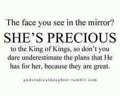 Precious..