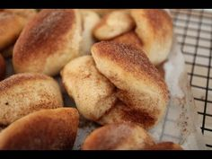 How to Make Traditional Cinnamon Bulkas (yeast buns) for #YomKippur #breakthefast - OrnaBakes. I grew up on these in South Africa. Heavenly warmed up for breakfast too!