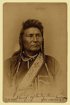 (4) Chief Joseph (aka Joseph II) (1840-1904), Nez Perce. --- In spite of promises made by U.S. authorities, Joseph and his band, in 1878, were sent to a barren reservation in Oklahoma, where many sickened and died. Not until 1885 were he and the remnants of his band permitted to go back to Washington state—but not to the Wallowa Valley. Twice he journeyed to Washington to plead for the return of his people to their beloved valley, once with President Teddy Roosevelt personally. It was in…