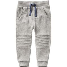 Pants with stitching ❤ liked on Polyvore featuring pants, bottoms, elastic pants, low crotch pants, white drop crotch pants, white pants and draw string pants