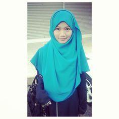 True Hijab | Syar'i | Khimar by @HijabAlila | This is
