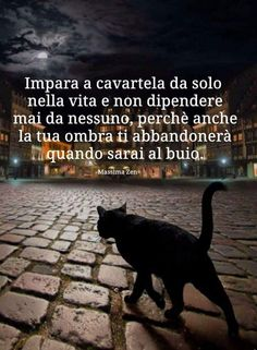 Buonanotte Peace Quotes, Wise Quotes, Words Quotes, Wise Words, Quotes About Everything, Magic Words, Lets Do It, Reading Material, My Mood