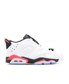 5c30ee153291cf Air Jordan 6 Retro Low Infrared White Infrared 23 Black 304401 123
