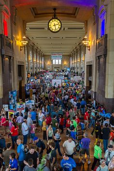 Kansas City's fifth annual Maker Faire brings out the best of the city's innovations. We speak with three of the event's inventors!