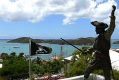 Blackbeard's Castle on St. Thomas, USVI