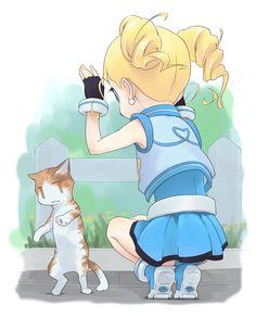 Tags: Anime, Fanart, Power Puff Girls Z, Pixiv, Goutokuji Miyako