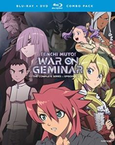 Tenchi Muyo! War on Geminar Blu-ray