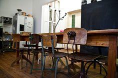 love the mix of chairs christiane bordner and marcus gaab - freunde von freunden
