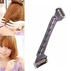 Magic Hair tools BOB Hair Roller Twist clip stick Style DIY BOB Maker Hair Tools  #TH0162